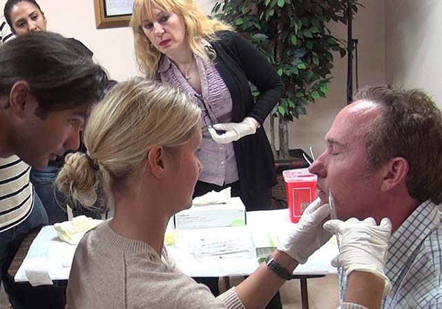 Small Group Breakout Hands-On Session for HA Dermal Filler Injections