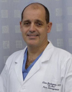 Picture of Elias Benhamou MD - Medical Director